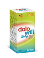 Dolowill Baby 100 mg/5 ml