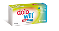 Dolowill Forte 400 mg