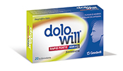 Dolowill Rapid Forte 684 mg