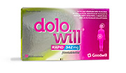 Dolowill Rapid 342 mg
